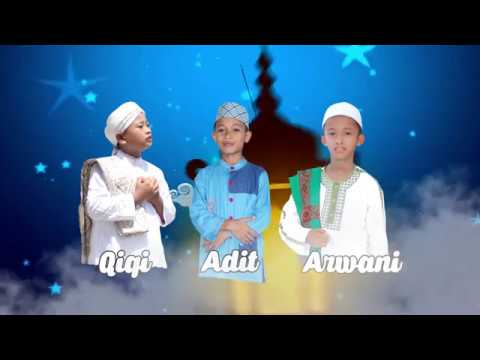 Album Langitan Terbaru Qur Ani Tpq An Nahdliyah Senandung Al Qur Anku Behind The Scene