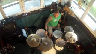 Bad Religion - Overture & Sinister Rouge drum cover  HD