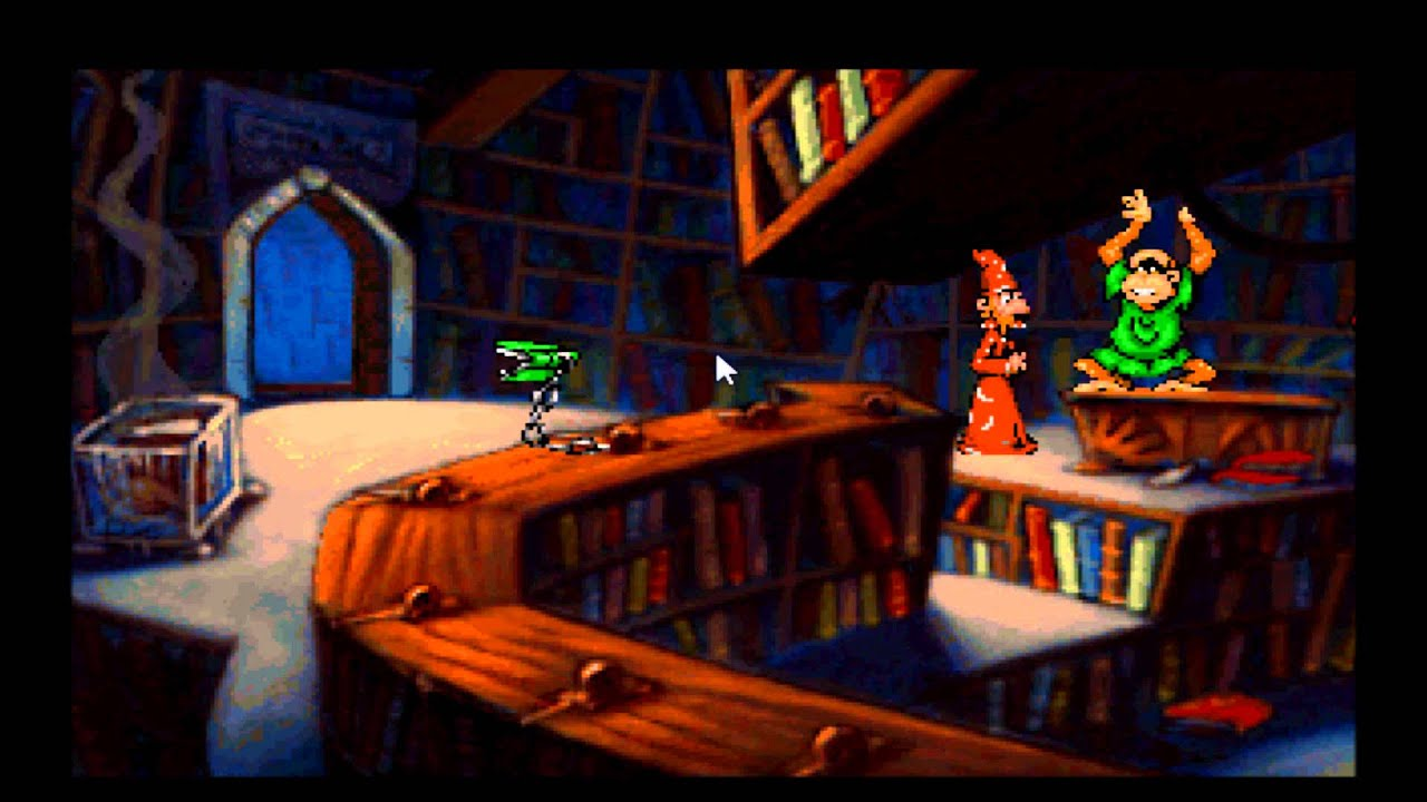 Image result for Discworld PS1