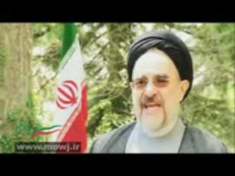 Part 1 of 4 - Mohammad Khatami first interview after standing down
