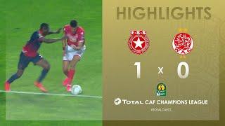 Etoile du Sahel 1-0 Wydad Athletic Club   HIGHLIGHTS   Quarter-Final Second Leg   TotalCAFCL
