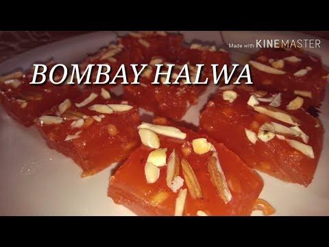 Bombay Halwa || Diwali Sweets Recipe || Easy To Make || Food Paradise