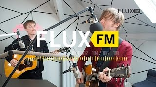 "Mando Diao ""Watch Me Now"" live @FluxFM"