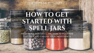 How To Make A Spell Jar