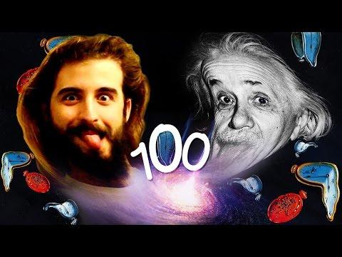 Einstein e la Relatività, spiegazione per il centenario della Relatività Generale