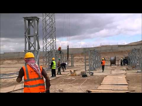Overhead Line Conductors Works
