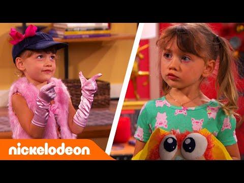 Грозная семейка | Лучшие моменты с Хлоей - часть 2 | Nickelodeon Россия