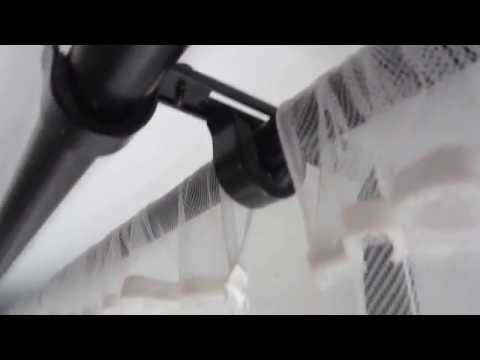 Карниз гардинный IKEA Рэкка/Хугард/Cornice curtain IKEA Recca/Hugard