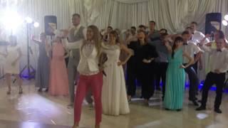Свадебный флешмоб от Марии Запольской