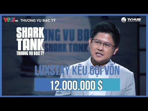 Shark Tank Việt Nam Tập 1 | Mùa 3 | Triệu Phú Tự Thân Gọi Vốn 12 Triệu USD Và Cái Kết Chưa Từng Có