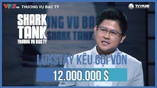 Shark Tank Việt Nam : Thương Vụ Bạc Tỷ Mùa 3 Tập 1 Full HD