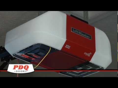 Pdq Doors Liftmaster 8550 Opener Demo