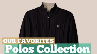 Our Favorites Polos Collection | Men