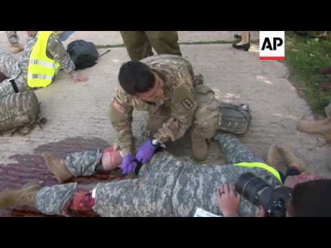 US And Israeli Military Hold Joint Drill