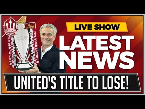 How MANCHESTER UNITED Will Win The Premier League! MAN UTD News