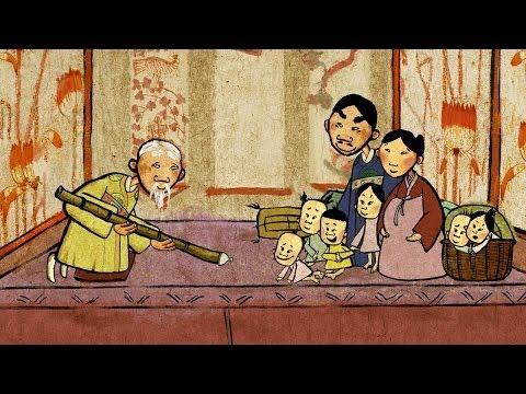 После. Мультфильм из серии Гора самоцветов.