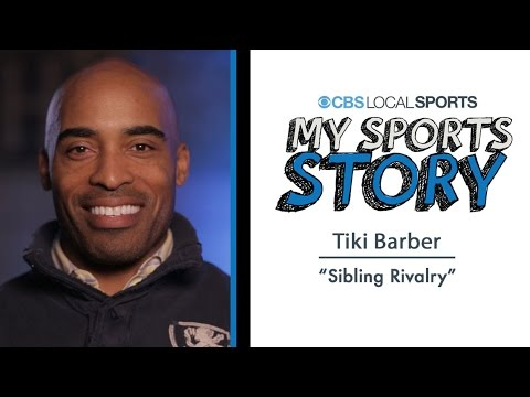 My Sports Story: Tiki Barber - Sibling Rivalry