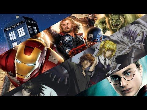 Cenar en Hogwarts, nuevos Vengadores, Death Note USA y spin_off de Doctor Who