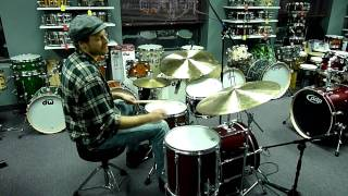 "Ari Hoenig: Variations on ""Billie"