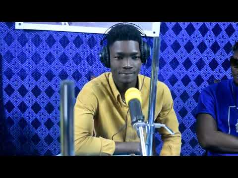 SPORTFM TV - HAPPY HOLLYDAY : L'ARTISTE BILLION INVITE PAR ROMEO YETOR