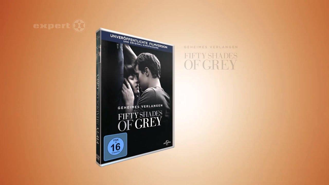 Shades Of Grey Auf Dvd