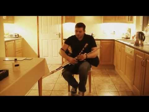 Uilleann pipes - Chris McMullan - Old Bush & The Bucks of Oranmore