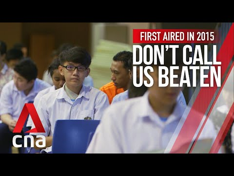 CNA | Don't Call Us Beaten | E02: Struggles In Class