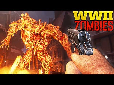 SECRET BASIC du NAZI ZOMBIE de WORLD WAR 2 !! - (Le Dernier Reich)