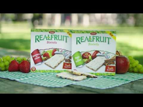 Dare REALFRUIT Biscuits – REALFRUIT Reactions