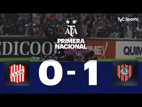San Martín (T) 0 VS. Chacarita 1 | Fecha 20 | Primera Nacional 2019/2020