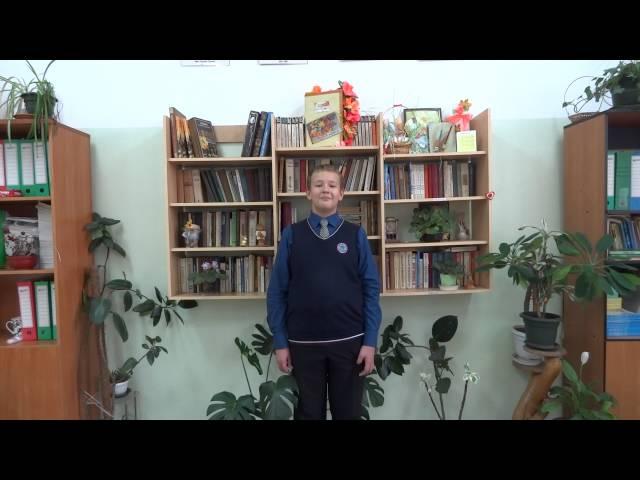 Изображение предпросмотра прочтения – АндрейПодгорнов читает произведение «Юному поэту (Юноша бледный со взором горящим…)» В.Я.Брюсова