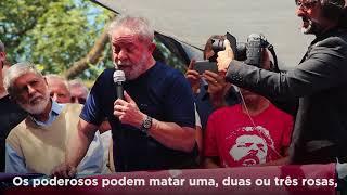 SOMOS MILHÕES DE LULAS! #LulaLivre