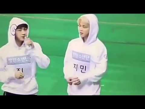 All The BTS Moments #1 @ 2017 ISAC (Idol Star Athletics Championships)
