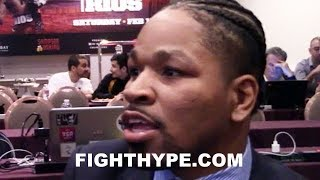 SHAWN PORTER DISSES DANNY GARCIA'S RESUME; SAYS HE'S