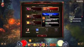 Diablo 3 Crusader Resan - Avsnitt 4 Wreatched Mother Test