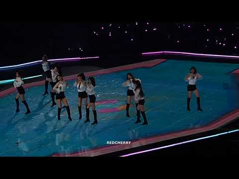 [181212] MAMA in JAPAN TWICE What is Love? + Dance the Night Away 직캠