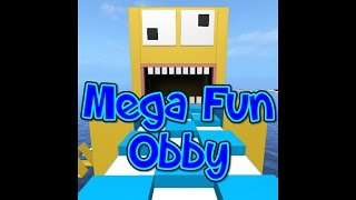 Roblox Mega Fun Obby étapes 750 - 760