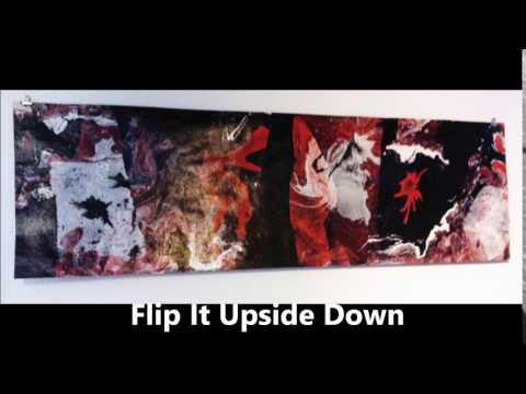 Flip Art Abstract