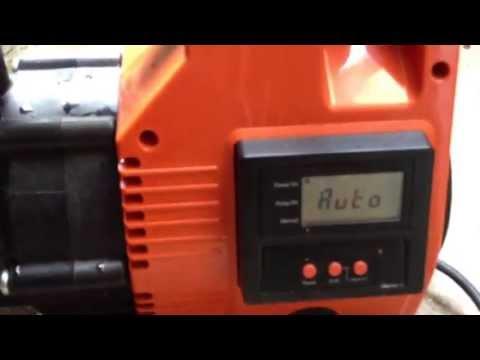 Gardena 4000/5 LCD Hauswasserautomat 1265-20