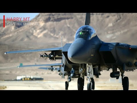 Download This Is A Fully Armed F-15E Strike Eagle | The Most Advanced Production Eagle Ever