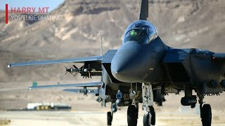 This Is A Fully Armed F-15E Strike Eagle | The Most Advanced Production Eagle Ever