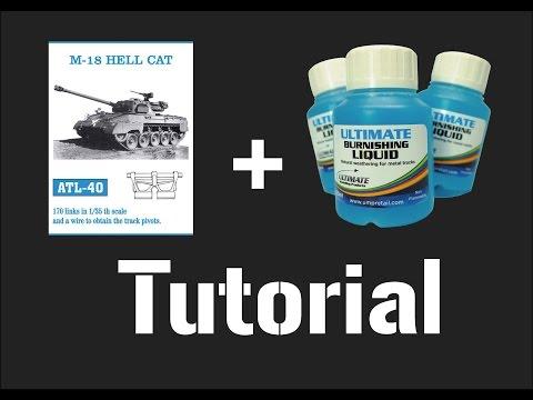 How to Build Friul Tracks & Use Ultimate Burnishing Liquid Tutorial