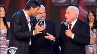 Showmatch 2009 - Gerardo Sofovich inauguró el Derecho a réplica en Gran Cuñado Vip