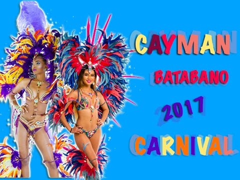 Cayman Carnival Batabano 2017