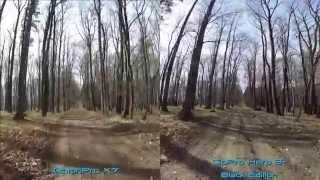 actionpro x7 vs gopro hero 3 black edition daylight test