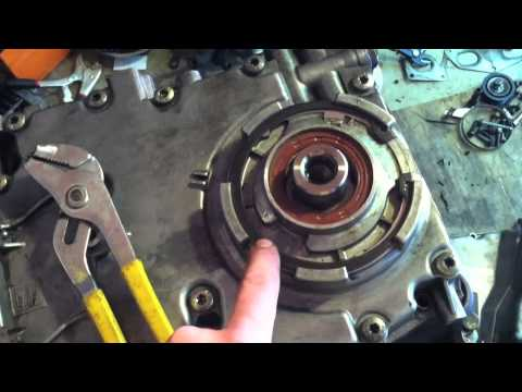 theSAABguy: B205/B235 Oil Pump Circlip Removal
