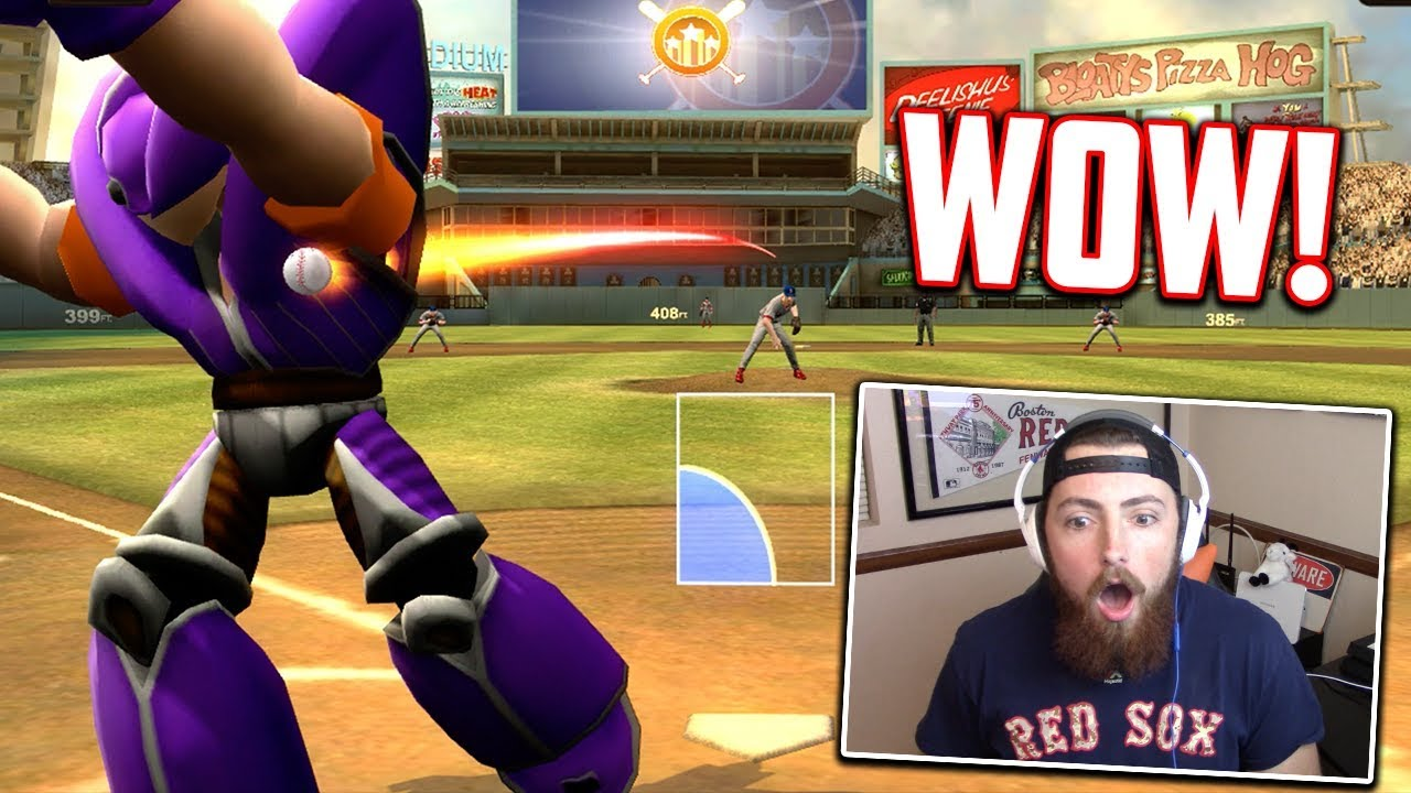 he tried to hit me in the head nicktoons mlb youtube