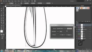 Jak stworzyć piękny kwiat w Illustratorze CS6/CC (grafika wektorowa)