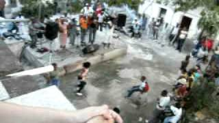 rumba cubana en el solar de la california septiembre 2009