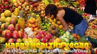 Q&A: Is The Fully Raw Fruitarian Movement Dead?